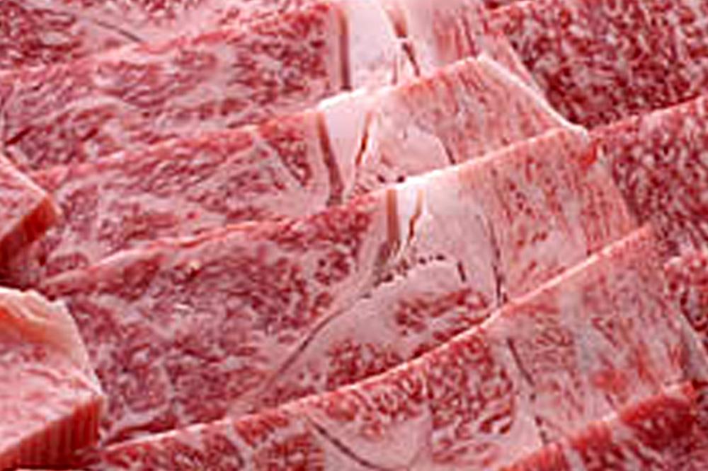 特上和牛焼肉(旧特撰和牛ロース焼肉)